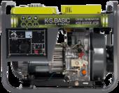Дизельный генератор Konner&Sohnen KSB BASIC 8000DE ATSR + Блок автоматики