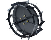 Ось с системой облегченного разворота Konner&Sohnen TURN ASSIST KS MW30