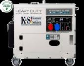 Дизельный генератор Konner&Sohnen KS 9200HDES-1/3 ATSR (EURO V)