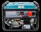 Бензиновый генератор Konner & Sohnen KS 10000E-3 ATS