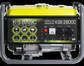 Бензиновый генератор Konner&Sohnen BASIC KS 2800C