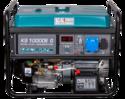 Фото - Двухтопливный генератор Konner&Sohnen KS 10000E G
