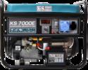 Фото - Бензиновый генератор Konner&Sohnen KS 7000E ГАЗ-БЕНЗИН