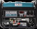 Фото - Двухтопливный генератор Konner&Sohnen KS 3000E ГАЗ-БЕНЗИН