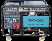 Дизельный генератор Konner&Sohnen KS 13-1DEW 1/3 ATSR (жидкостное охлаждение)