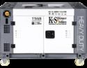 Фото - Дизельный генератор Konner&Sohnen KS 13-2DEW 1/3 ATSR (жидкостное охлаждение)