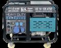 Фото - Дизельный генератор Konner&Sohnen KS 14-1DE ATSR