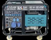 Дизельный генератор Konner&Sohnen KS 14-1DE ATSR