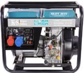 Дизельный генератор Konner&Sohnen KS 8102HDE-1/3 atsR (EURO II)