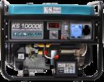 Двухтопливный генератор Konner&Sohnen KS 10000e ГАЗ-БЕНЗИН