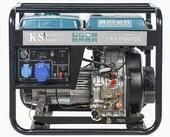 Дизельный генератор Konner&Sohnen KS 6100HDE (EURO V)