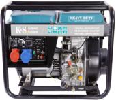 Дизельный генератор Konner&Sohnen KS 9102HDE-1/3 atsR (EURO II)