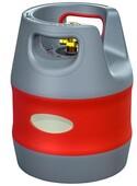 Баллон газовый HPCR G.4, 12.7л (9667)