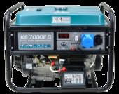 Двухтопливный генератор Konner & Sohnen KS 7000E G