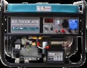 Бензиновый генератор Konner & Sohnen KS 7000E ATS