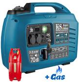Инверторный генератор Konner&Sohnen KS 3300iEG S-PROFI