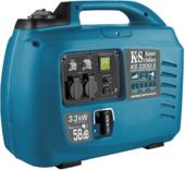 Инверторный генератор Konner&Sohnen KS 3300iS
