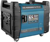 Инверторный генератор Konner&Sohnen KS 4000iEG S-PROFI
