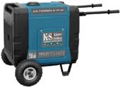Инверторный генератор Konner&Sohnen KS 7200iEG S-PROFI